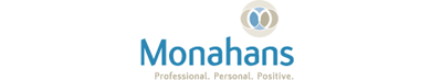 Monahans Chartered accountants logo