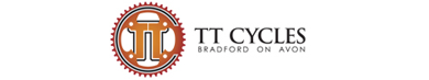 TT Cycles logo